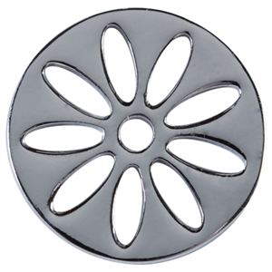 Picture of Medium Silver Sunflower Screen